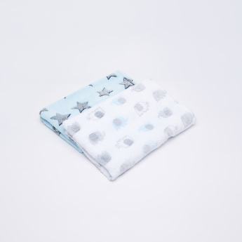Juniors Plush Fleece 2-Piece Blanket Set - 76x102 cms