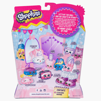 Shopkins Fashion Mall Collection  Playset