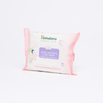 Himalaya Gentle Cleansing Baby Wipes - Set of 20