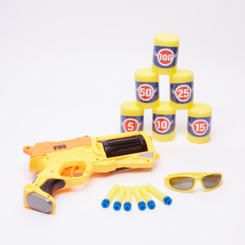 Juniors Multi Foam Shooter Toy