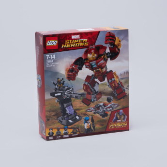 Lego Avengers Infinity War Bricks Playset