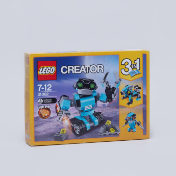 Lego Robo Explorer Bricks Playset