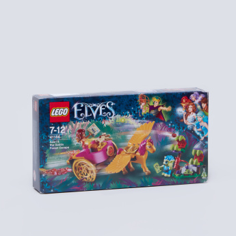 LEGO Azari and the Goblin Forest Escape Blocks Playset - 145 Pieces