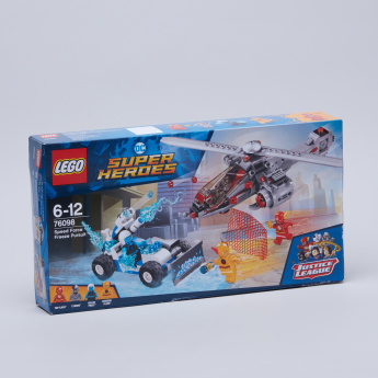 LEGO Speed Force Freeze Pursuit Playset