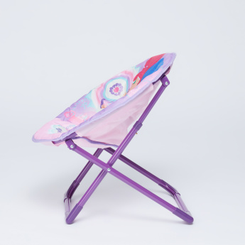 Shimmer and Shine Printed Moon Chair