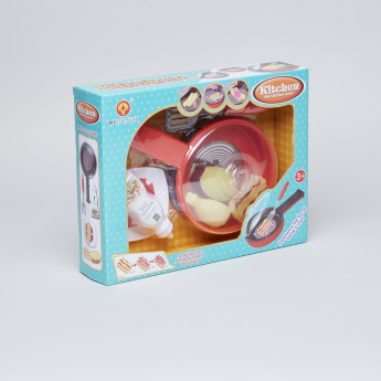 Boom Light Mini Kitchen Series Playset