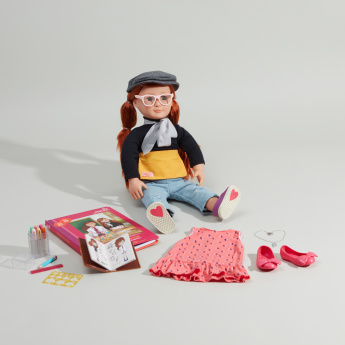 OG Deluxe Sabina Doll with Book