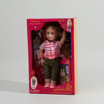 Shannon Doll Playset