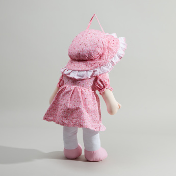 Juniors Rag Doll with Hat