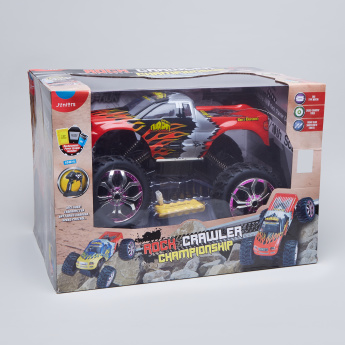 Juniors Rock Crawler Championship Roller