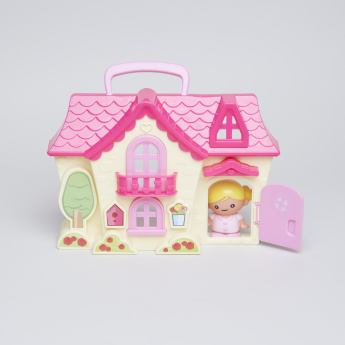 Happy Town Cozy Lil Cottage Playset