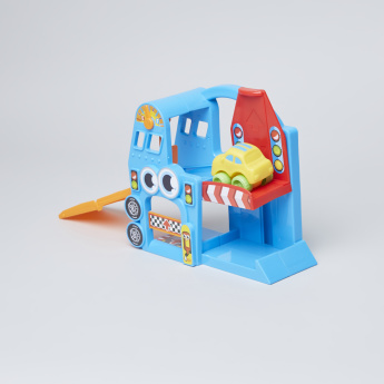 Supreme Baby Wheels Pit Stop Playset