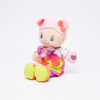Cititoy Plush Doll