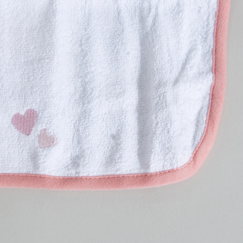 Minnie Mouse Printed Wash Cloth - Set of 4