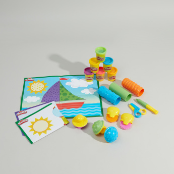 Play-Doh Texture and Tools Playset