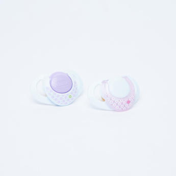 Chicco Printed Soother - Set of 2
