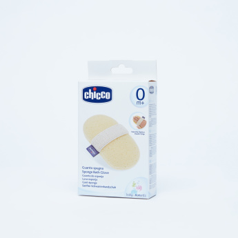 Chicco Sponge Bath Glove