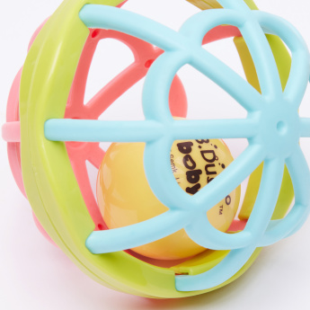 Baby Catching Rattle Toy Ball