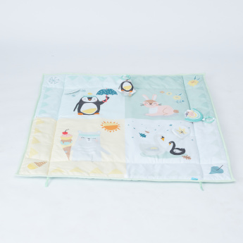 Taf Toys Printed Mat with Toys
