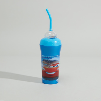 Cars Max Throttle Printed Tumbler