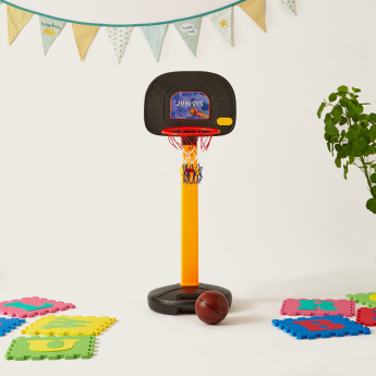 Juniors Easy Score Basketball Playset