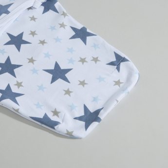 Juniors Printed 3-in-1 Swaddle Wrap
