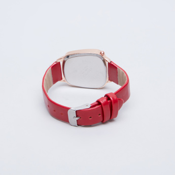 Charmz Textured Wristwatch