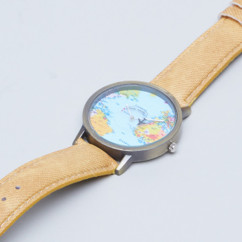 Juniors Printed Wristwatch
