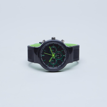 Juniors Textured Strap Wristwatch