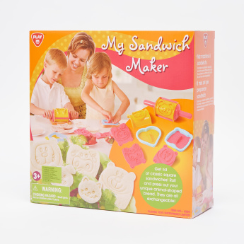 Playgo My Sandwich Maker Playset