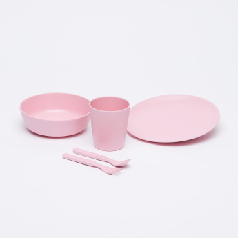 Bobo & Boo 5-Piece Dinner Set