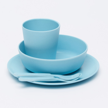 Bobo & Boo 5-Piece Dinnerware Set