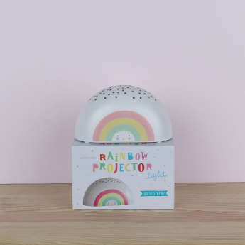 A Little Lovely Company Rainbow Shaped Table Light
