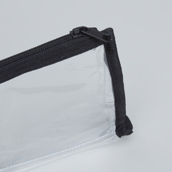 Travel Bag with Zip Closure