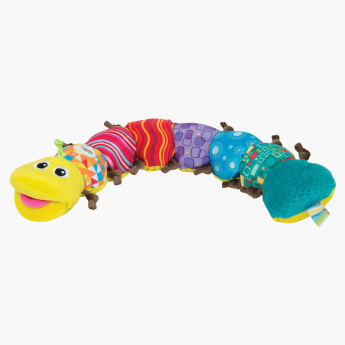 Musical Inchworm Plush Toy