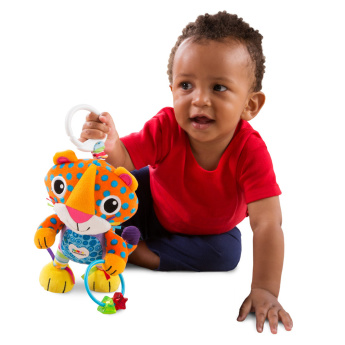 Lamaze Purring Percival Interactive Toy