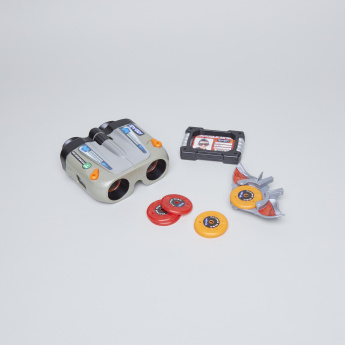 Supreme Spy Guy Secret Mission Playset