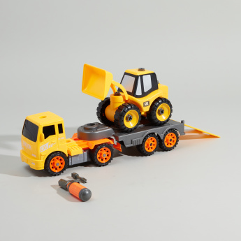 Engineering Truck Playset