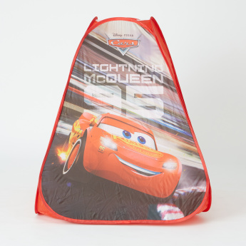 Cars Printed Tent with 50 Balls