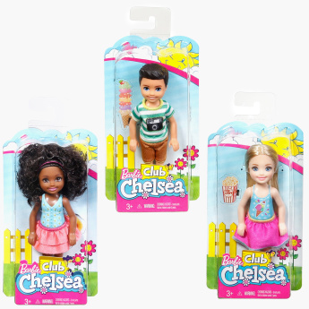 Barbie Club Assorted Chelsea Doll