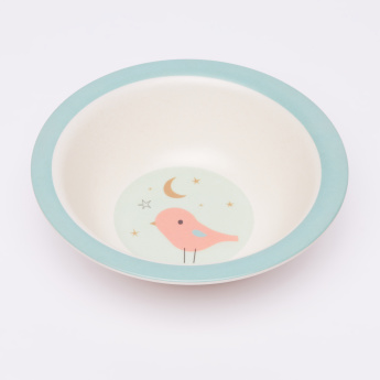 Petit Monkey Printed Bowl