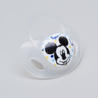 Tigex Mickey Mouse Printed Pacifier - Set of 2