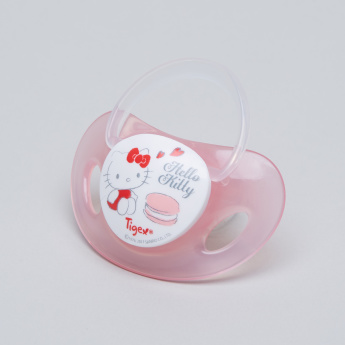 Tigex Hello Kitty Printed Pacifier - Set of 2