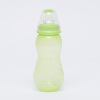 Nuby Feeding Bottle - 330 ml