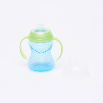 Nuby Cup with Spout and Handle - 300 ml