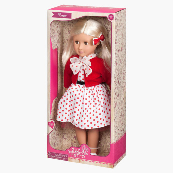 Our Generation Retro Rose Doll