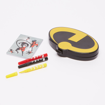 The Incredibles Mini Arts and Craft Set