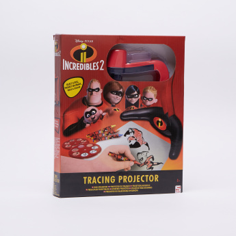 The Incredibles Projection Light Playset