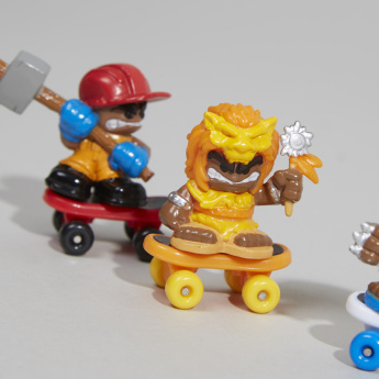 Spin Master Tech Deck 4-Piece Season 1 Mini Dudes