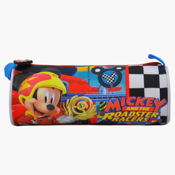 Mickey Mouse and the Roadster Racers Printed Pencil Case